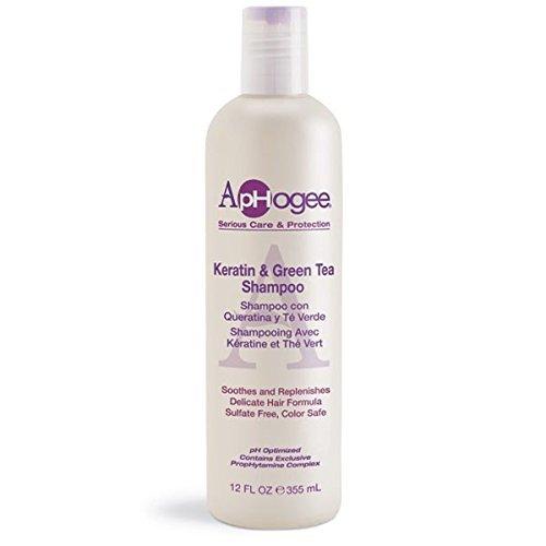 ApHogee Keratin & Green Tea Shampoo 12 oz. (Pack of ()