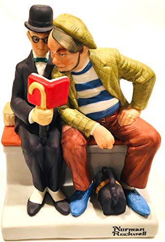 Norman Rockwell Danbury Mint 1980 Figurine the -