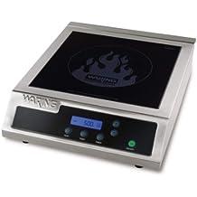 Waring Commercial WIH400 Hi-Power Induction Electric Countertop Range Burner