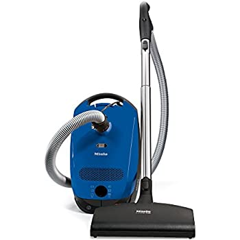New Miele Classic C1 Delphi Canister Vacuum Cleaner - Corded