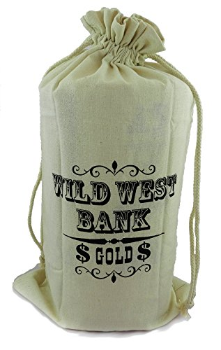 Forum Novelties Money Bag (Outlaw Costumes Halloween)