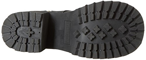 303 Blk Faux RANGER Demonia Leather w8SqnB