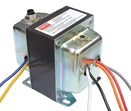 Dayton Class 2 Transformer, Input Voltage: 120VAC, 208VAC, 240VAC, 480VAC, Output Voltage: 24VAC ()