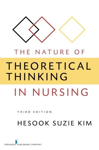 The Nature of Theoretical Thinking in Nursing: Third Edition (Kim, The Nature of Theoretical Thinking in Nursing) by Hesook Suzie Kim