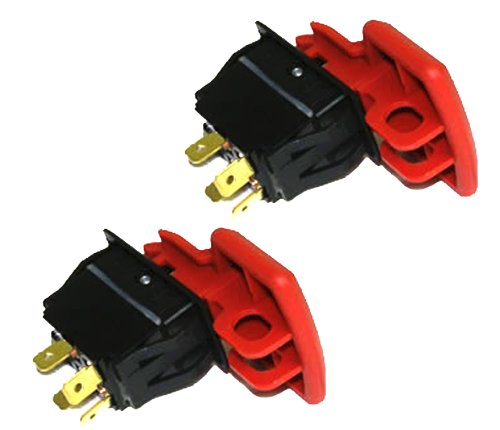Dewalt DW745 Table Saw Replacement Switch (2 Pack) # 5140033-00-2pk