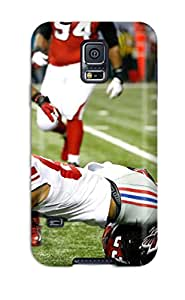 Unique Design Galaxy S5 Durable Tpu Case Cover New York Giants