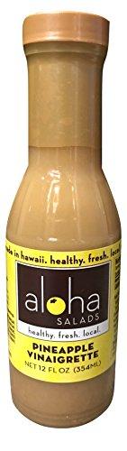 (Aloha Salads Hawaiian Vinaigrette Salad Dressing (Pineapple))