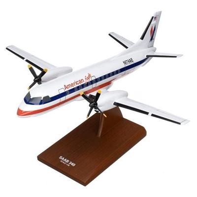 Mastercraft Collection Saab SF-340 American Eagle Model Scale:1/48