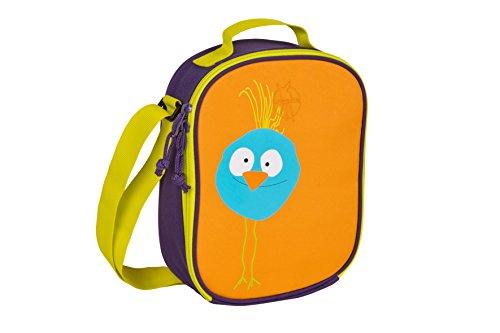 Lässig 4Kids Mini Lunch Bag Wildlife, Birdie/Orange