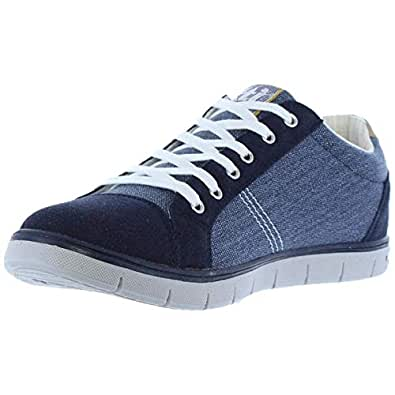 Xti Navy Fashion Sneakers For Men