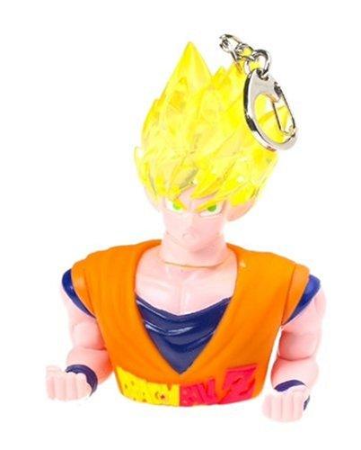 MGA Dragonball Z Keychain Light - Super Saiyan Goku