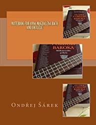 Notebook for Anna Magdalena Bach and Ukulele
