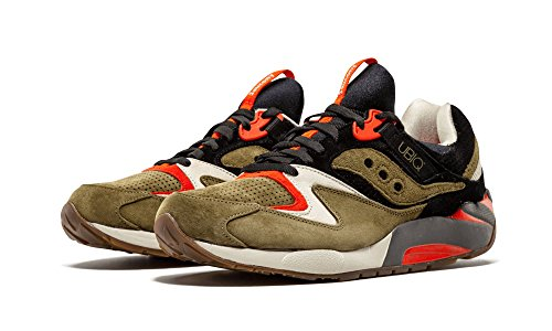 Saucony Grid 9000 Grn / Blk