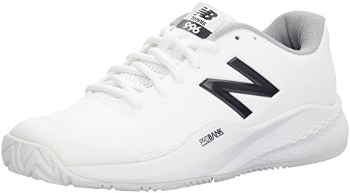 White 5 5 Court Women's Shoe Tennis Hard New 996v3 Us D Balance z8xqwCR0p