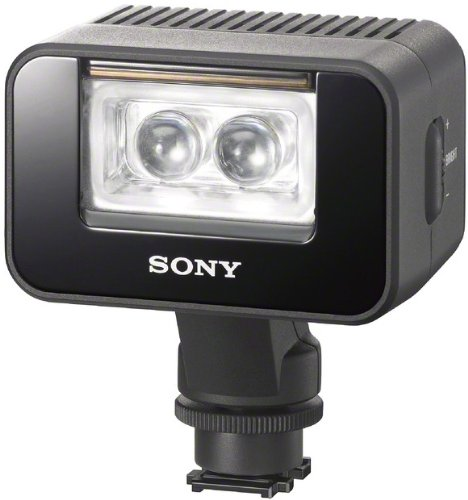 Sony HVLLEIR1LED Battery Video and IR Light (Black) by Sony