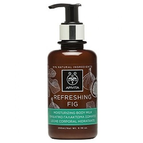 Apivita Refreshing Fig Moisturizing Body Milk 200ml/6.38oz
