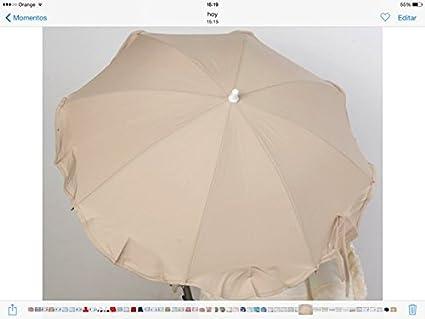 Sombrilla para silla de paseo + flexo universal. Parasol
