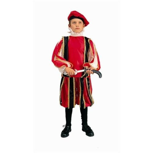 Child Renaissance Peasant Boy Costume - Large ()