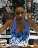 Shanola Hampton signed Shameless Veronica Fisher 8x10 photo w/coa autographed #2