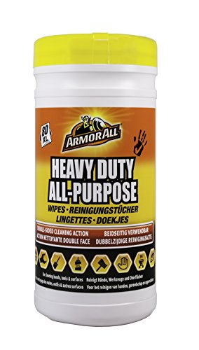 Armor All gaa76080ml Heavy Duty All Purpose Wipes - Bañera: Amazon.es: Coche y moto