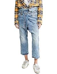 Women's Staley Cross Over Jeans