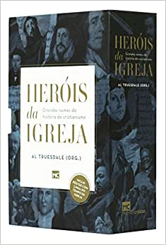 Box Heróis da Igreja: Grandes nomes da história do cristianismo
