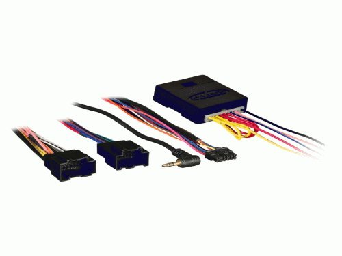 Metra 06-UP GM LAN With Rap Acc And Nav Outputs XSVI-2105-NAV, Model: 1259-XSVI-2105-NAV, Electronics & Accessories Store by Gadgets World