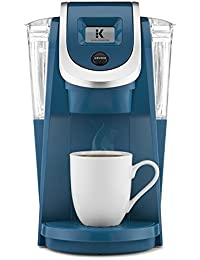 Keurig K250 2.0 Brewer - Peacock Blue At A Glance