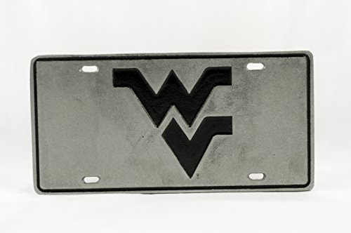 West Virginia Pewter_Tag PEWTER WV ()