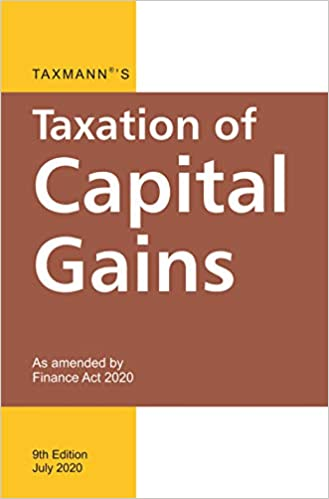 Taxmann's Taxation of Capital Gains -