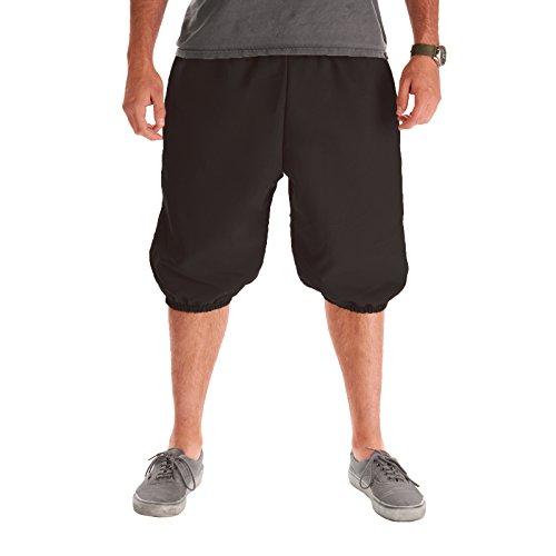 Men's Knickers Pants Black (Large/XL)]()