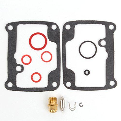 Wingsmoto Carburetor Repair Carb Rebuild Kit for SPI Mikuni VM30 VM32 VM34 VM 30 32 34 mm -  BN194R80