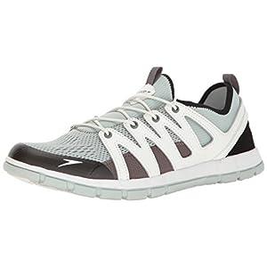 Speedo Men's The Wake Athletic Water Shoe, Grey, 10 C/D US
