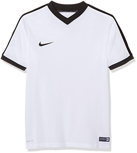 Yth bianca nera Jsy T Striker shirt Ss per Nike nera bambini Iv bianca gqwHqS