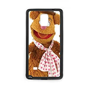 Samsung Galaxy S4 Phone Cases Black The Muppets Fozzy Bear FXC534883