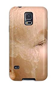 Galaxy High Quality Tpu Case/ Attractive Baby PQZbhdW2287HHDtK Case Cover For Galaxy S5