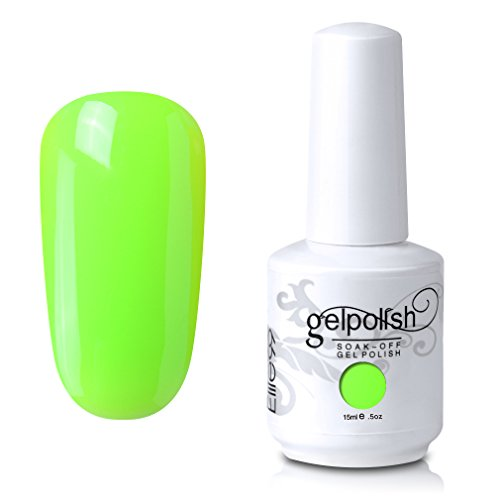 Elite99 Soak-Off UV LED Gel Polish Nail Art Manicure Lacquer