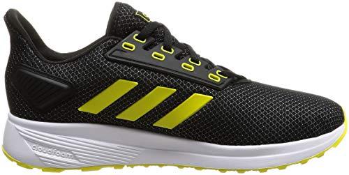 Hombre Zapatillas White Adidas shock Duramo ftwr De Black Para Trail Running Negro Yellow core 9 qwRC4wS