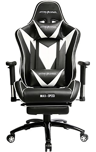 416BhMJbOeL - GTracing Office Chair High Back Racing chair Style Gaming Chair Recliner Napping Chair with Footrest