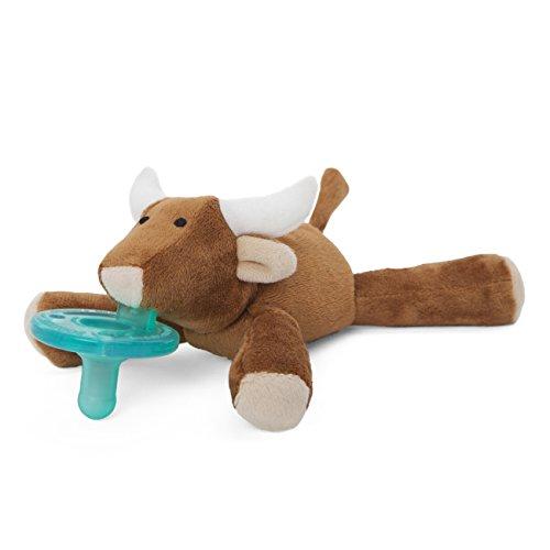 WubbaNub Longhorn Bull Pacifier