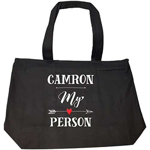 Camron My Person Gift For Your Girlfriend - Tote Bag With Zip