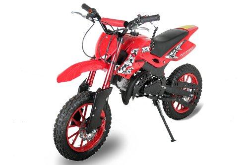 Dirtbike 49cc Hobbit Cross 10