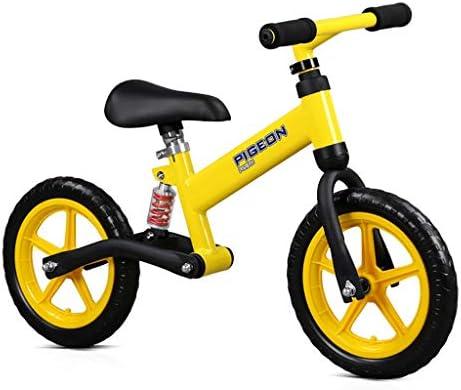 Bicicleta sin pedales Bici Bicicleta de Empuje para niños de 4 ...