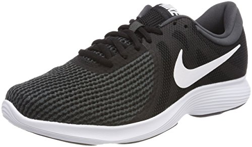 001 white anthracite Wmns Running Comptition Revolution Chaussures 4 Femme De Nike Eu black Noir PndO6qU7O