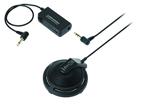 Audio Technica AT9921 | Monaural Boundary Microphone ( Japan Import ) by Audio-Technica