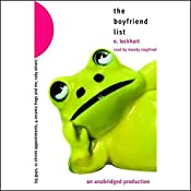 The Boyfriend List: A Ruby Oliver Quartet Novel | E. Lockhart