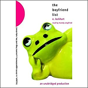 The Boyfriend List Audiobook