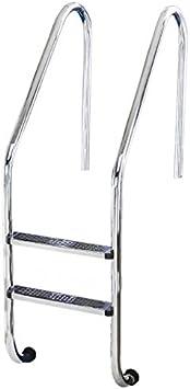 PQS - Escalera de Piscinas Estándar 2 peldaños