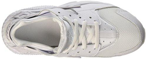 Nike White-Pure Platinum, Zapatos de Primeros Pasos para Bebés, Blanco (White / White-Pure Platinum), 30 2/3 EU