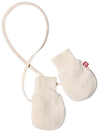 - Zutano Unisex Baby Cozie Lined Mitten (Baby) - Cream - One Size